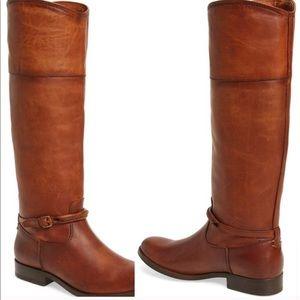 Frye Melissa Seam Tall boots NWT